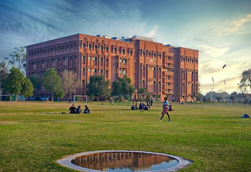 Forman Christian College, Science Block Lahore