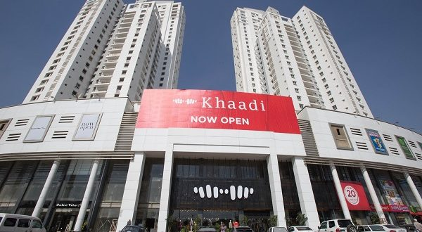 Khaadi – Office Area COM 3 Clifton, Karachi