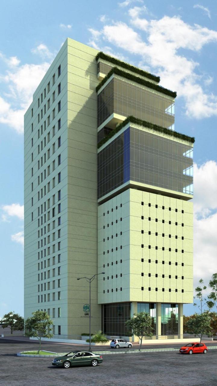EFU Life Building, D.H.A. Phase I, Karachi (Cargo Elevator)