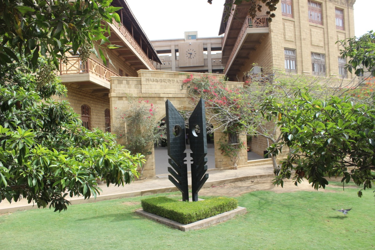 Indus Valley School of Arts & Architecture, Karachi