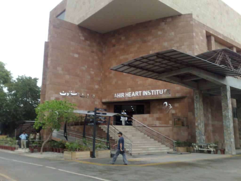 Tahir Heart Institute, Chanab Nagar